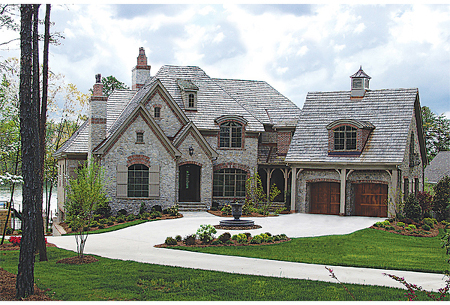 Brick and Stone Home - Is It More Energy Efficient?