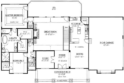 The Oaklands-3500-floor