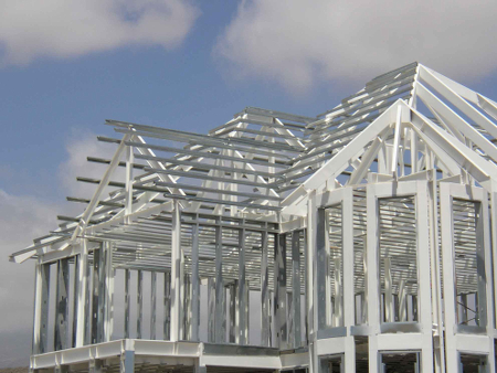 Why We Love Steel Frame Homes - And You Should, Too!
