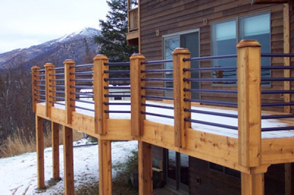 Deck Railing Design
