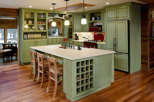 Lovely Choosing Your New Kitchen Cabinets Design Inspirations