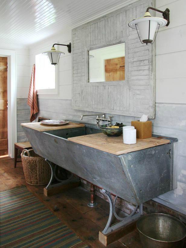 Rustic Bathroom Vanity Louisville Newport Cincinnati Ohio