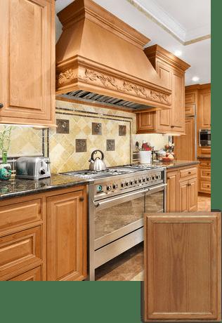 Kitchen Cabinets Cincinnati Newport  Louisville  Builders Surplus - Ash kitchen cabinets