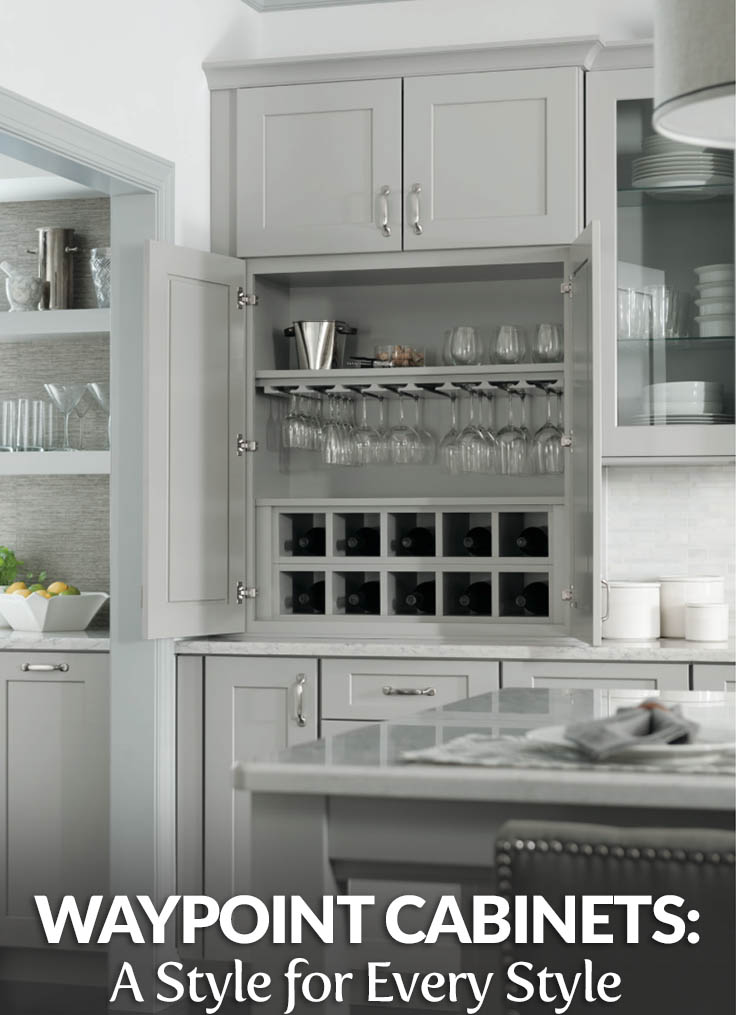 Why Waypoint Cabinets Are Fan Favorites • Builders Surplus