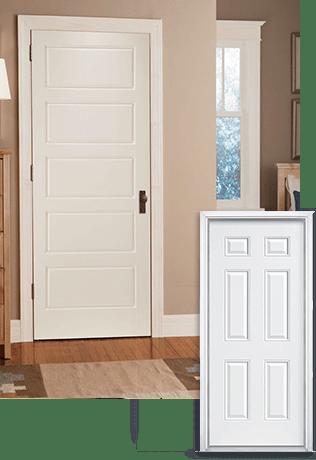 Fiberglass Interior Doors