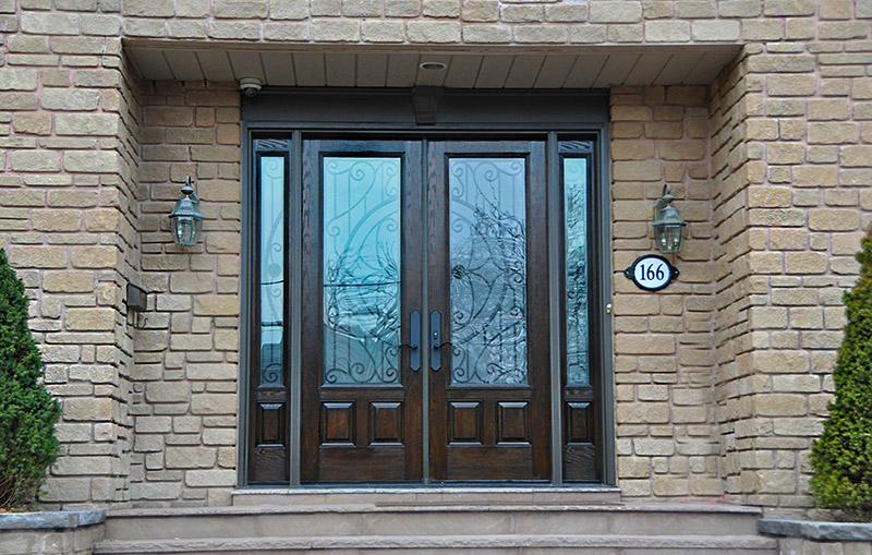 fiberglass doors & Fiberglass Doors: The Pros and Cons u2022 Builders Surplus pezcame.com