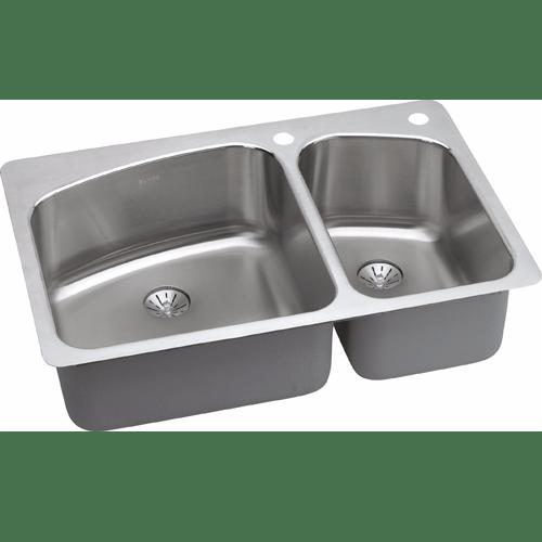 stainless steel drop in 33 x 22 x 8 kitchen sink stainless steel drop in 33 x 22 x 8 kitchen sink  u2022 builders surplus  rh   builderssurplus us