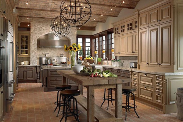 Rustic Kitchens Country Kitchens Updated Kitchens