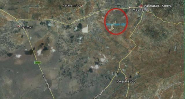 Location of site