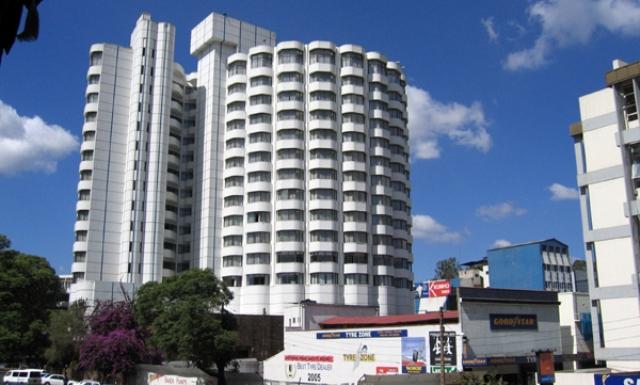 Lilian Towers in Nairobi