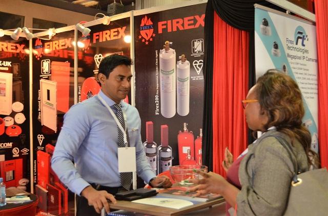 An exhibitor