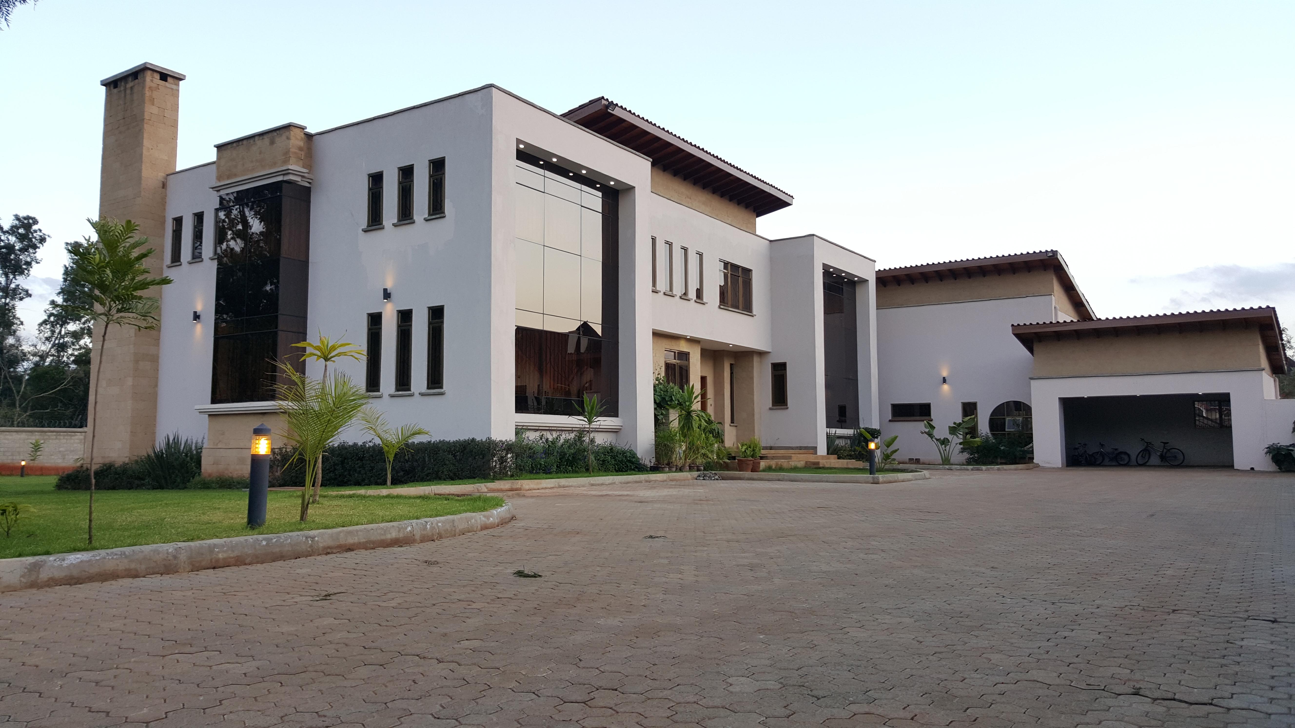 The Karen Enkaji House Buildesign