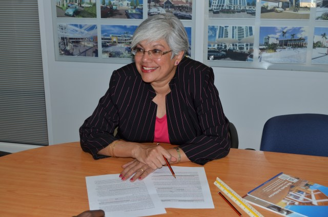 Architect Shamla Fernandes