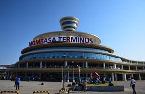 The Mombasa SGR Terminus