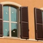 Ставни жалюзи на окна