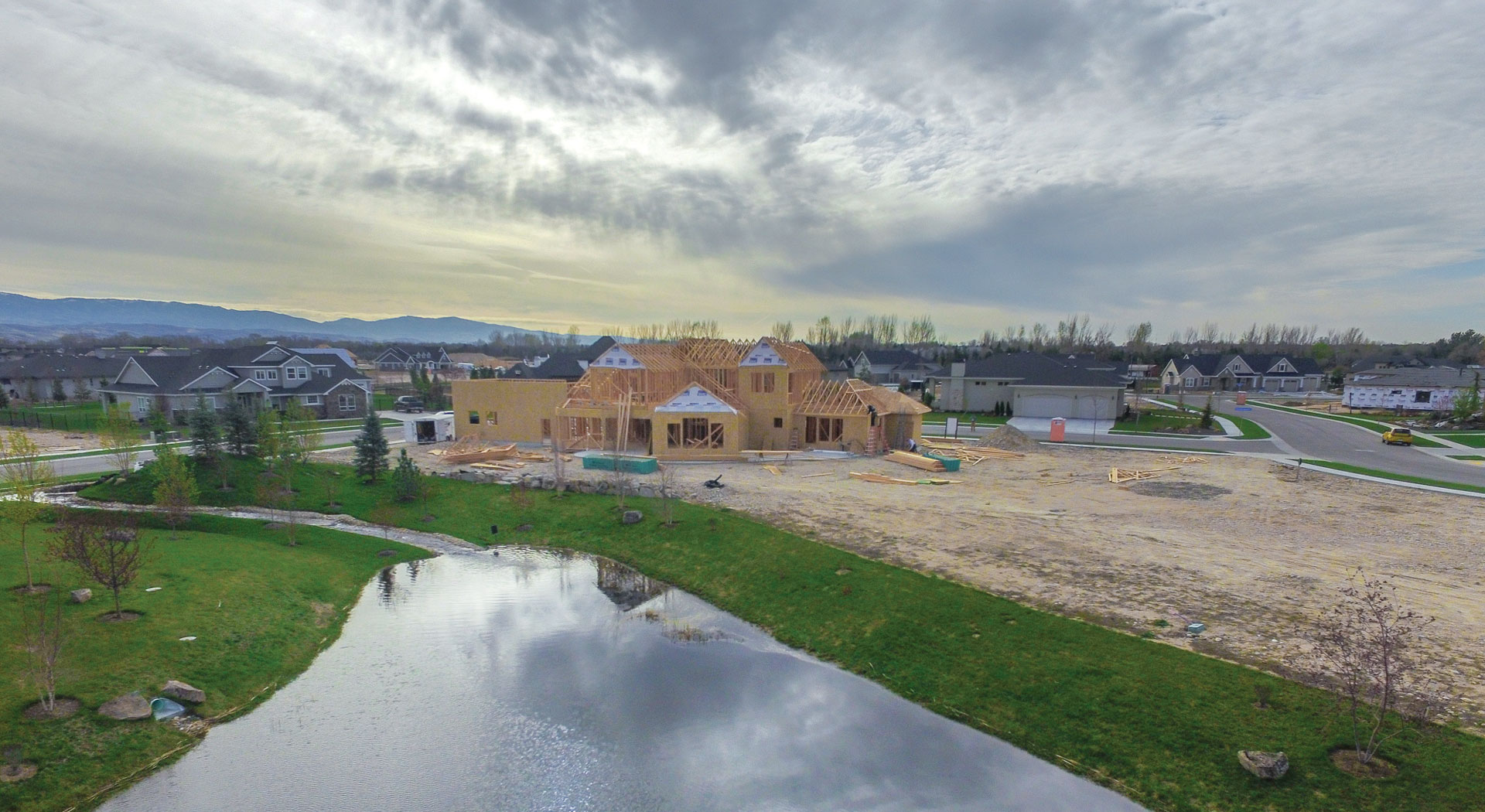 New Construction Homes In Boise
