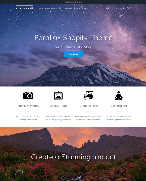 15 of the Best Parallax Shopify Themes – Buildify