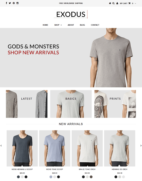 testament apparel clothing shopify themes