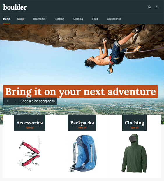 venture sports fitness shopify themes