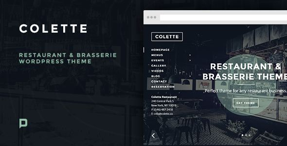 Colette by PaulosThemes (WordPress theme)