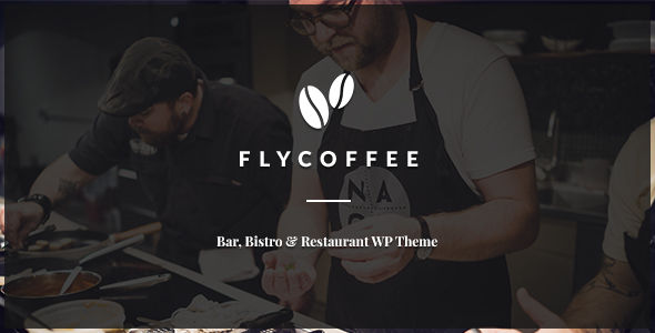 FlyCoffee by Flytemplates (WordPress theme)