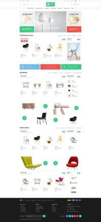 Shop CR - Magento Theme
