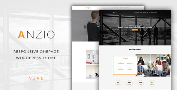 ANZIO by AZ-Theme (multi-purpose WordPress theme)