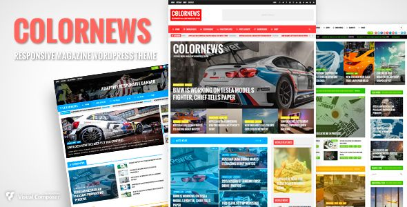 ColorNews by RoyalwpThemes (magazine WordPress theme)