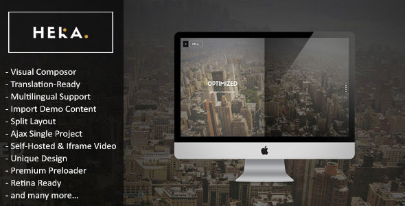 Hera by OceanThemes (multi-purpose WordPress theme)