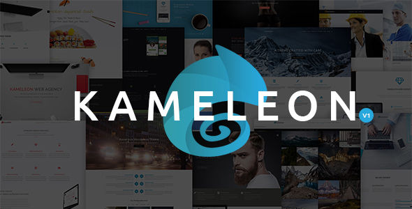 Kameleon by SayenThemes (multi-purpose WordPress theme)