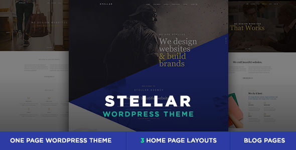 Stellar by Themewar (multi-purpose WordPress theme)