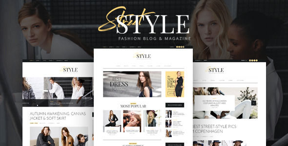 Street Style by ThemeREX (magazine WordPress theme)
