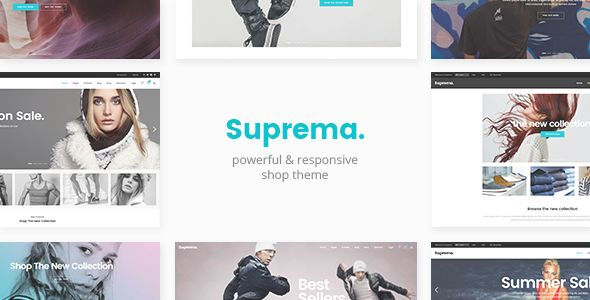 Suprema by Select-Themes (multi-purpose WordPress theme)