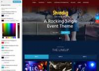 Shindig - Rocking Single Event Theme