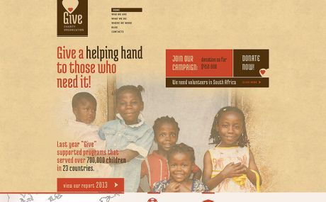 Power of Hope Community WordPress Theme (charity WordPress theme) Screenshot