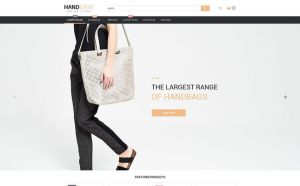 best magento themes selling handbags purses feature