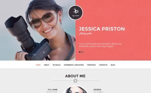 best wordpress themes photographers feature