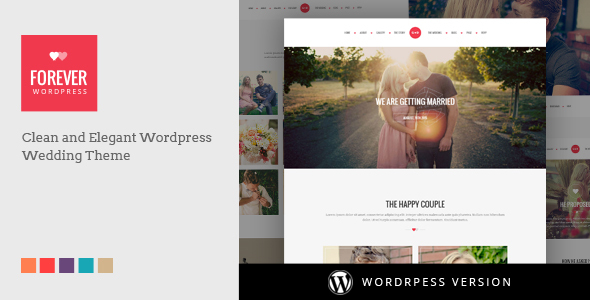WP Forever (WordPress theme) Item Picture