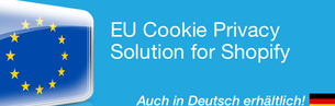 EU Cookie policy shopify apps Privacy Solution