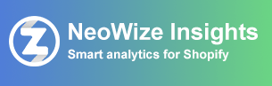 neowize insights analytics shopify apps