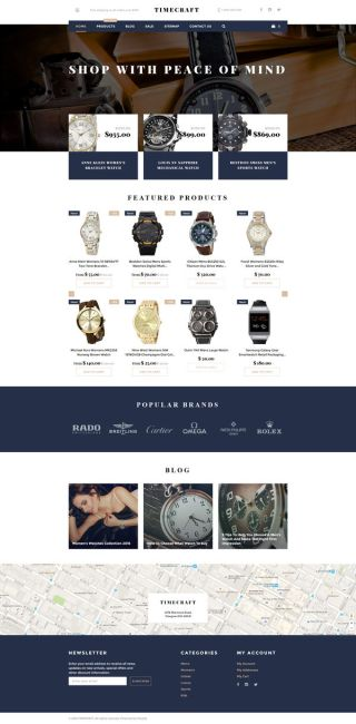 9 Stunning & Rare Shopify Ecommerce Website Themes   Buildify