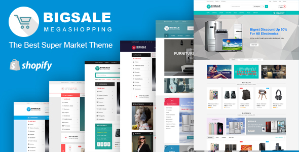 Bigsale (jewelry and accessories Shopify theme) Item Picture