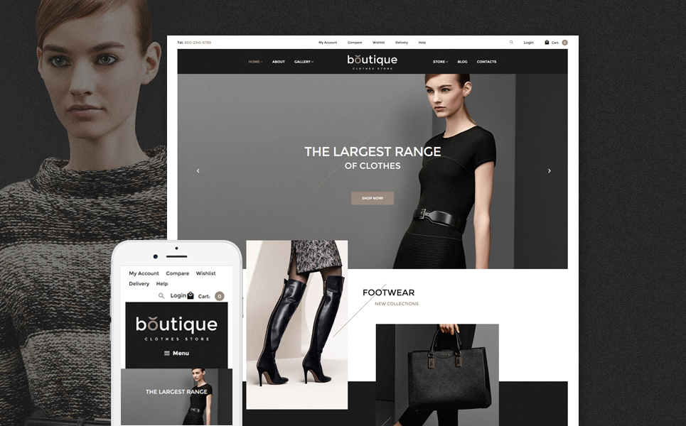 Boutique (template for WooCommerce) Item Picture