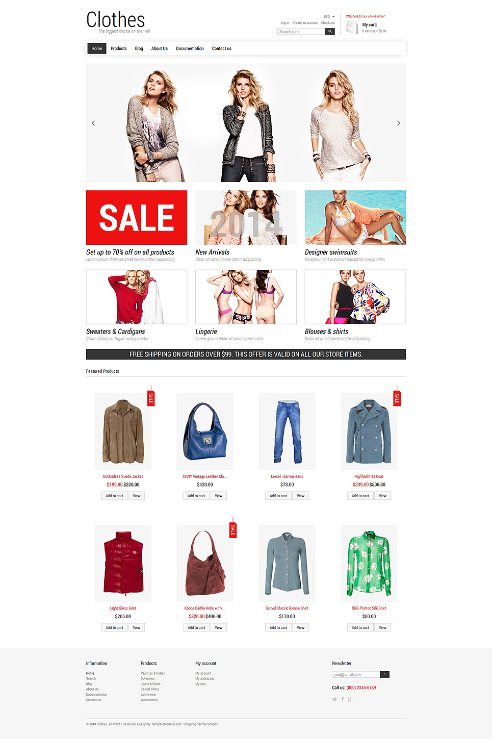 20+ Best Fashion Store Shopify Themes | Buildify