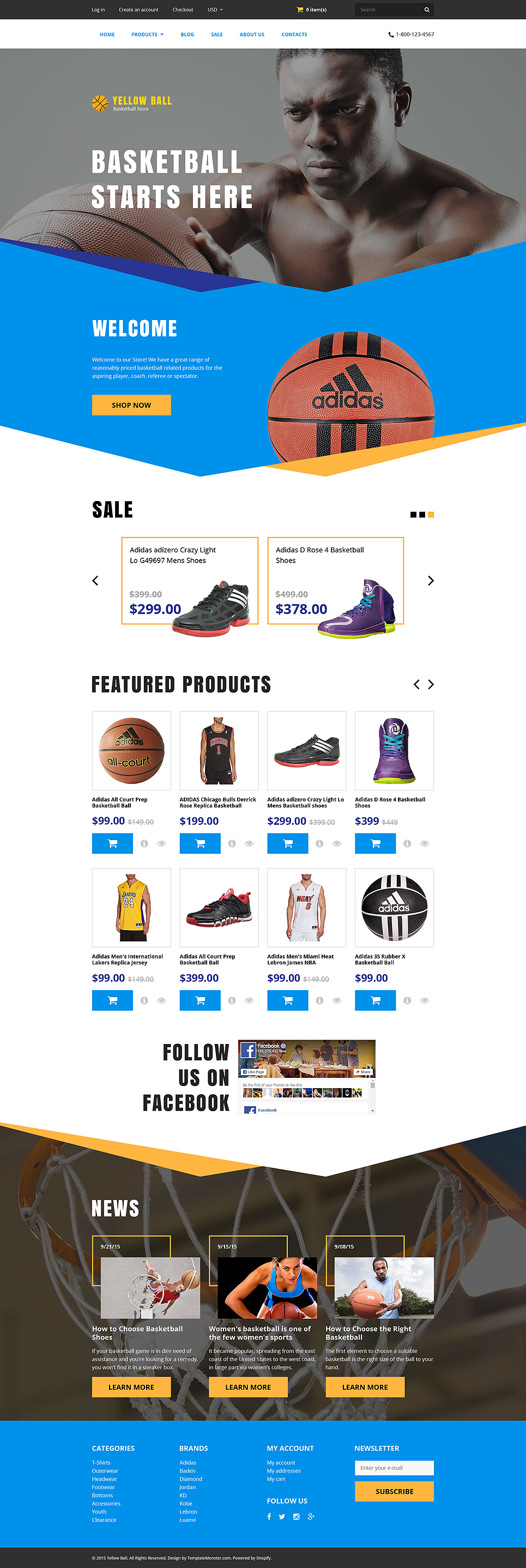 Basketcase (website theme) Item Picture