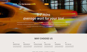 City Taxi Services