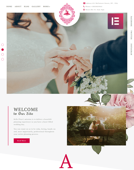 30 Of The Best Wedding Bridal Wordpress Themes Buildify