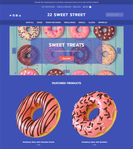 best bigcommerce themes food drink stores feature