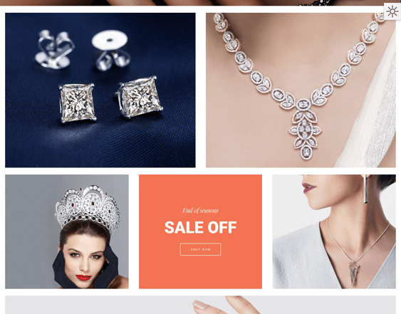 best prestashop themes for jewelry stores feature