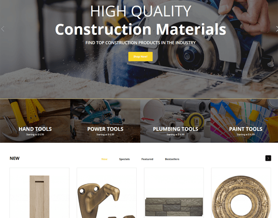 best opencart themes diy home improvement stores feature